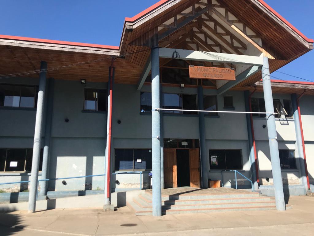 Municipalidad de Quilaco se suma a los recintos públicos que cierran sus puertas