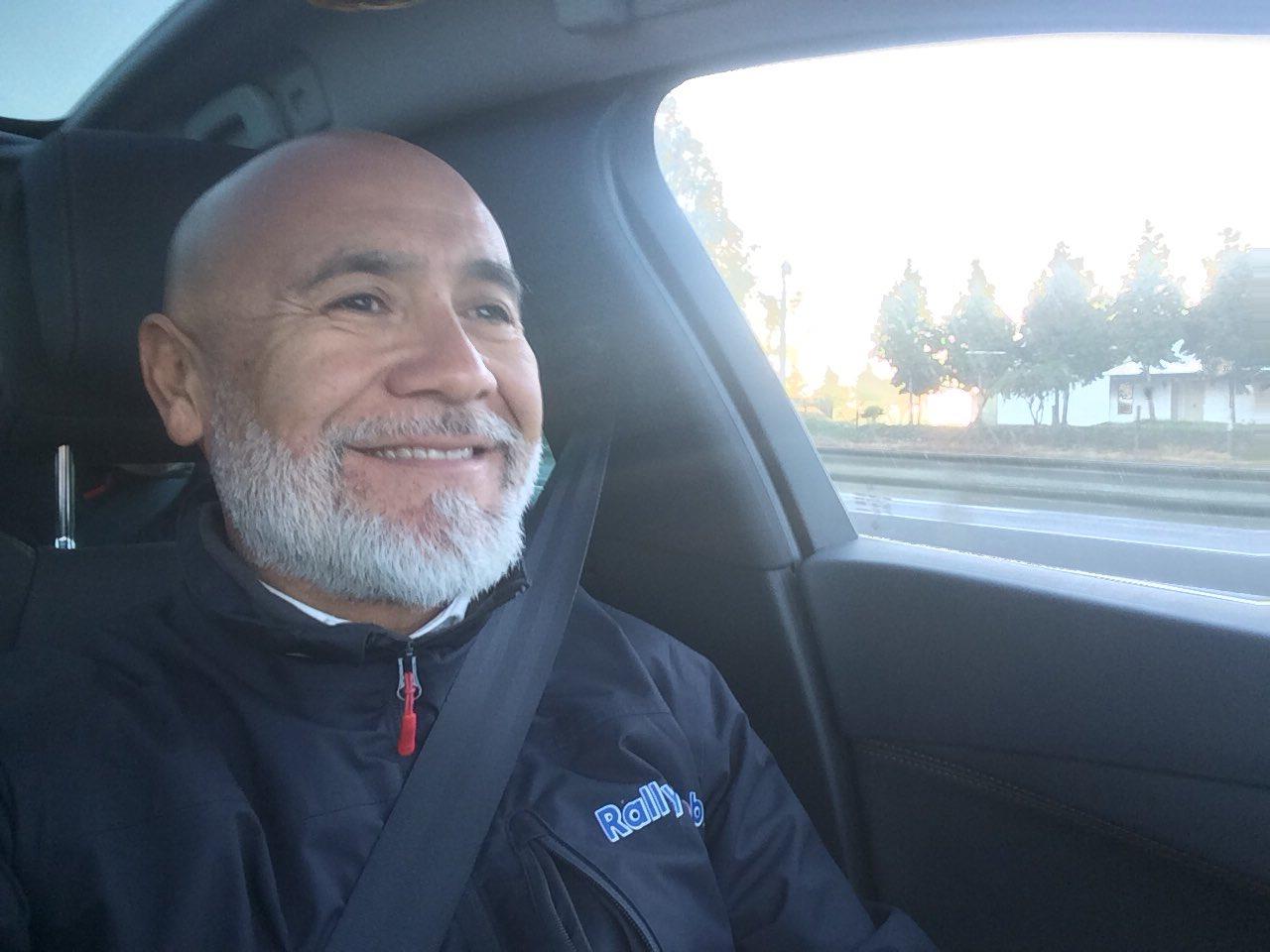 El líder del Rally Mobil Felipe Horta da positivo para Coronavirus