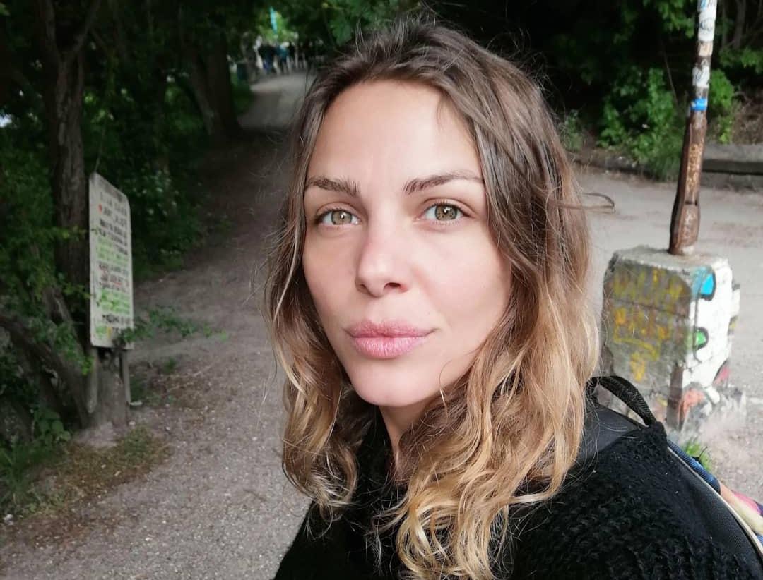 Antonella Orsini denuncia haber sido maltratada por Carabineros