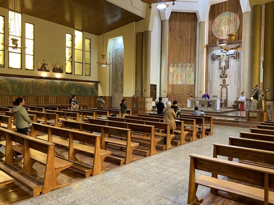 Gobierno llama al Obispo Bacarreza a parar las misas: «Está inclumpliendo una resolución sanitaria»