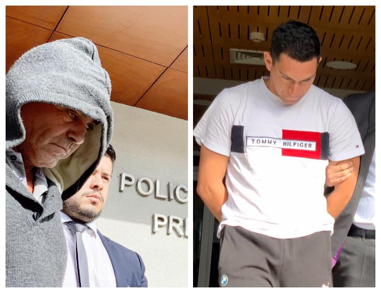 Tío y sobrino son detenidos trasladando 40 millones en pasta base a Cabrero