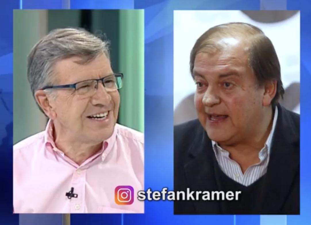 Kramer «filtra» audio entre Joaquín Lavín y Francisco Vidal