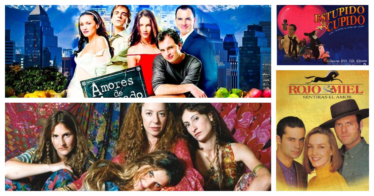 Para la cuarentena: 12 exitosas telenovelas chilenas que puedes ver en Youtube