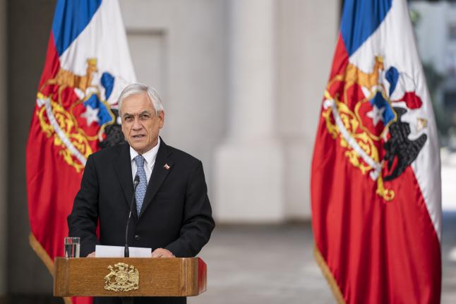 Piñera lo hizo otra vez: «El coronavirus que se inició en Yajún»