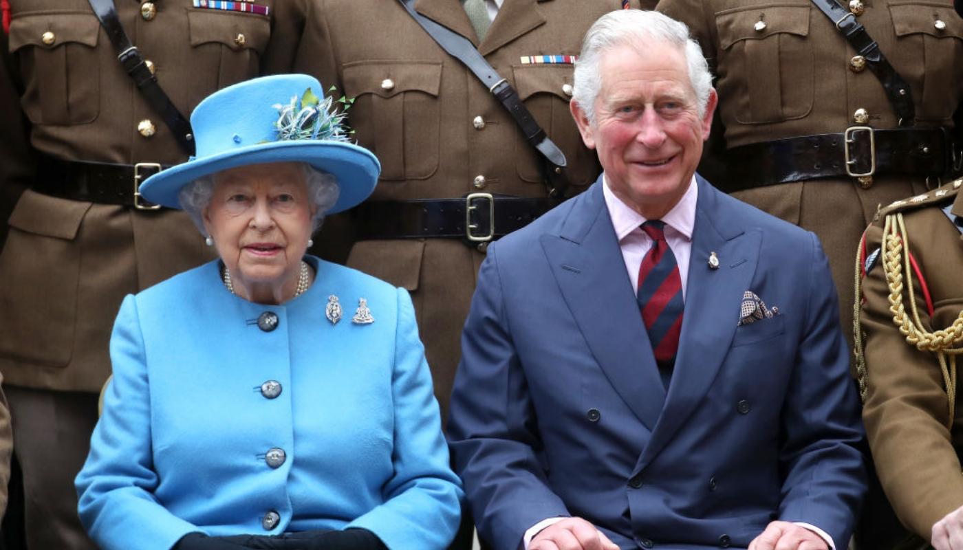 Principe Carlos da positivo para Covid-19 y reina queda en cuarentena