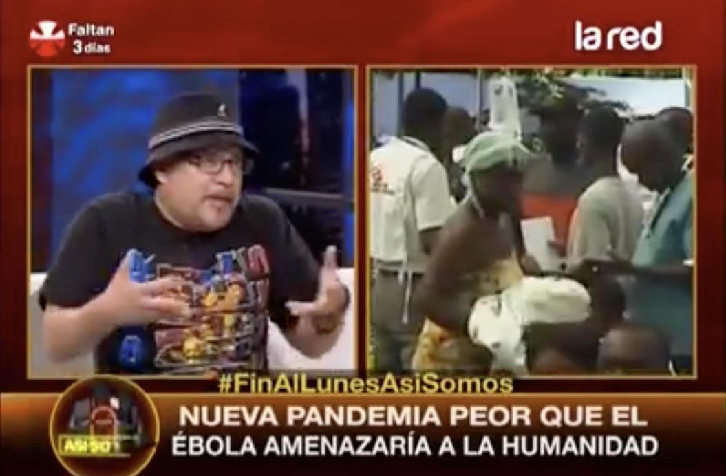 Todo Calza: Salfate anunció la pandemia mundial en 2015