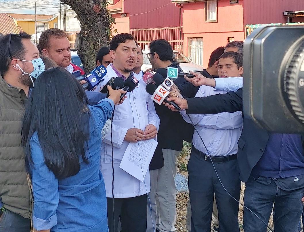 Minsal y caso del bus con extranjeros que terminó en el hospital: «Estaban provistos de mascarillas»