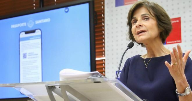 Minsal presenta medidas aplicadas en las Aduanas Sanitarias en 8 regiones del país