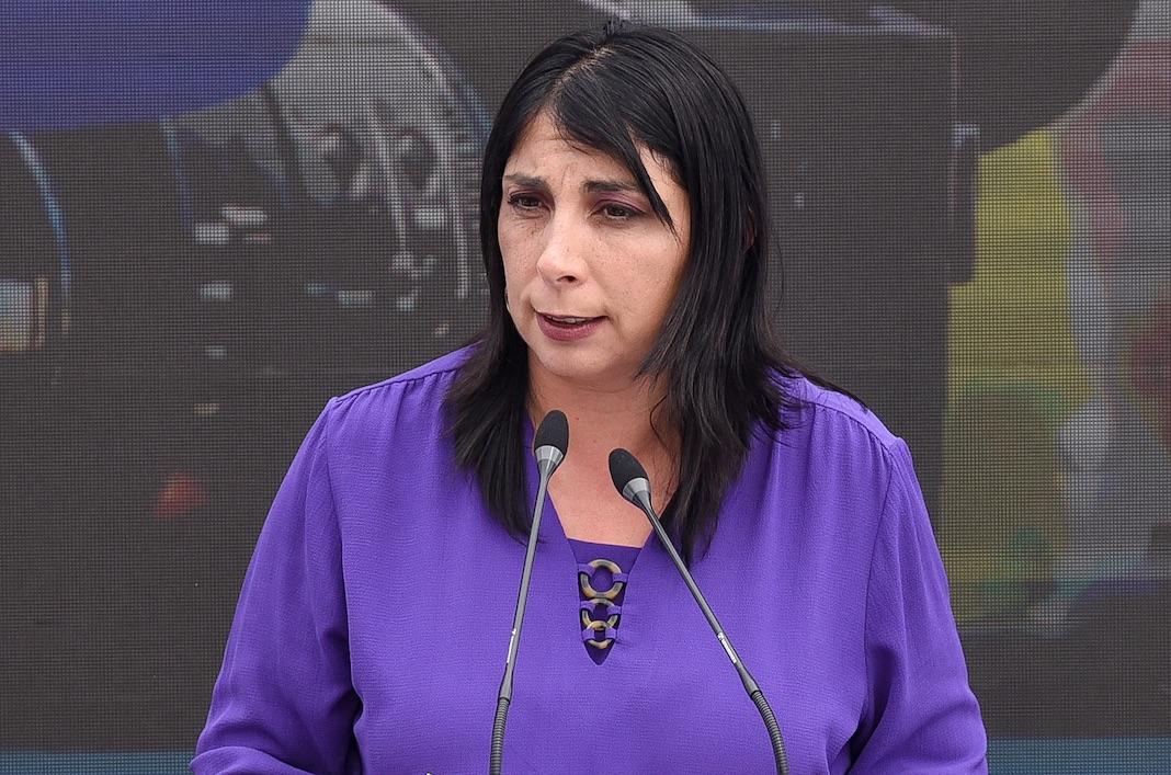Vocera de Gobierno y anuncio de Cathy Barriga: «El ministro se enteró después de hablar al país»