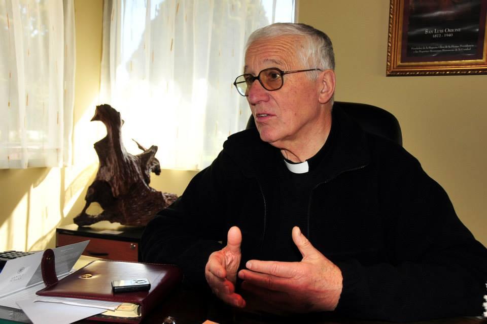 Padre Antonio Casarín muere a los 84 años
