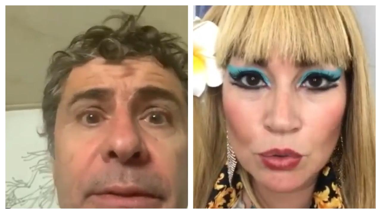 Casado con Hijos: Tito logró desatar la furia de la Kena en videollamada