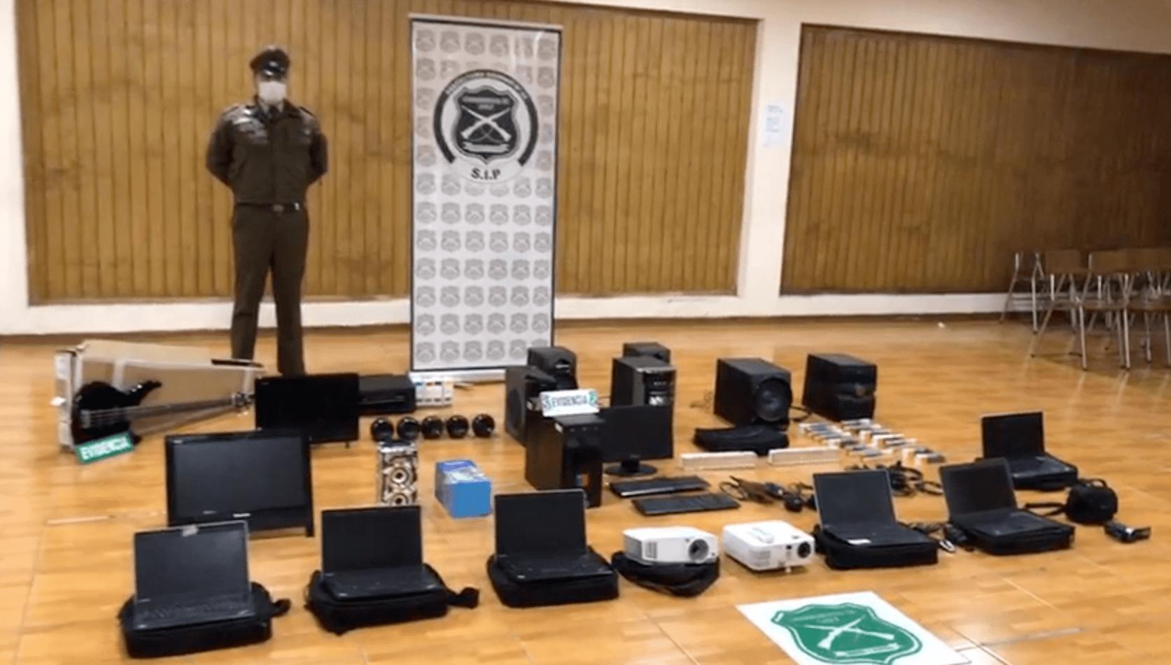 Delincuentes «sin apuro» robaron durante toda la semana una escuela especial