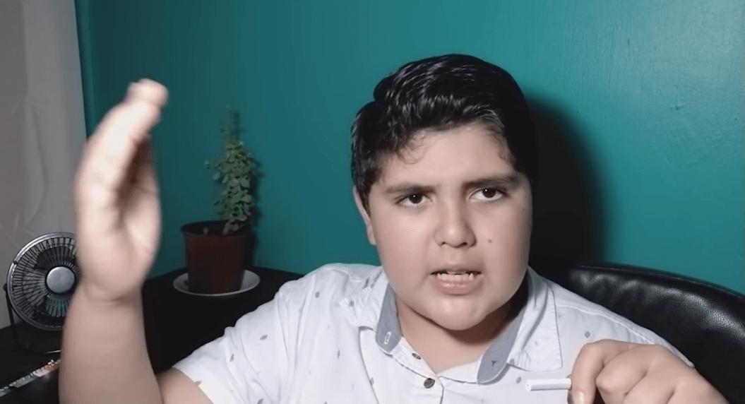 Niño Poeta colapsa: «Durante 5 años me he tragado las mier… que me dicen»