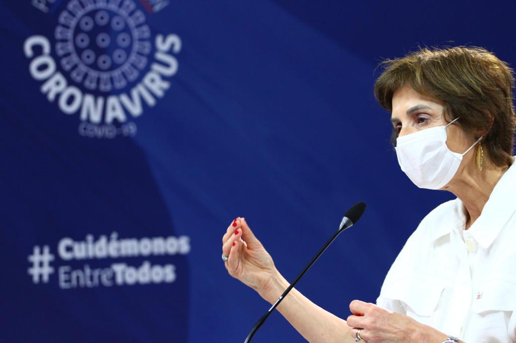 Chile llega a 10.088 contagiados y 133 muertos por Covid-19 en 47 días
