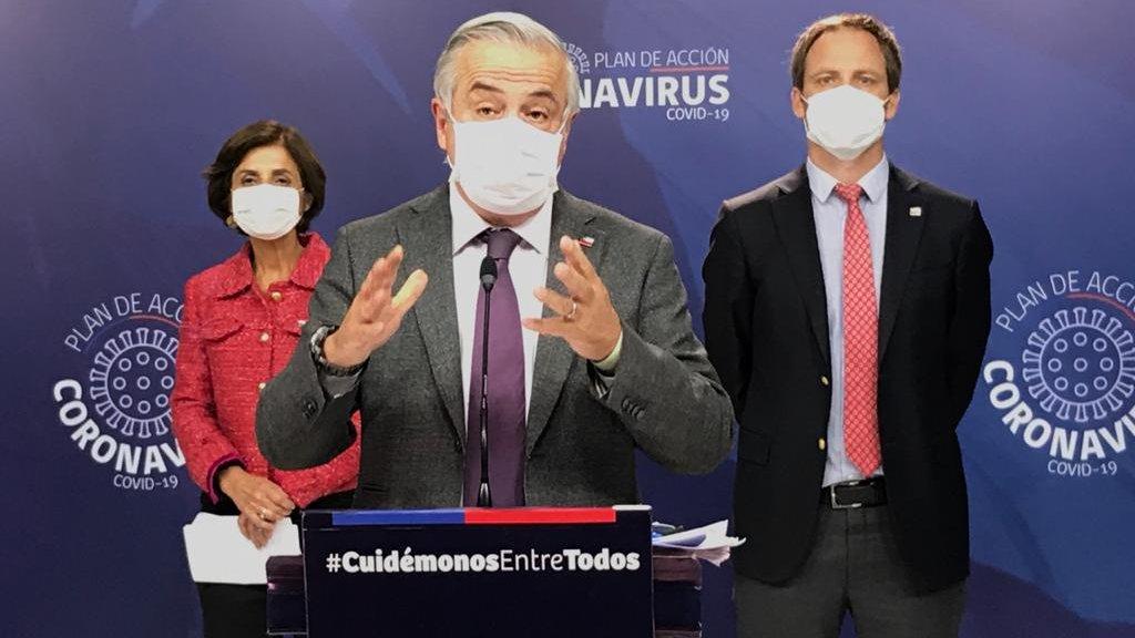 Total de casos de Covid-19 llegan a 7.525 contagios y fallecidos a 82