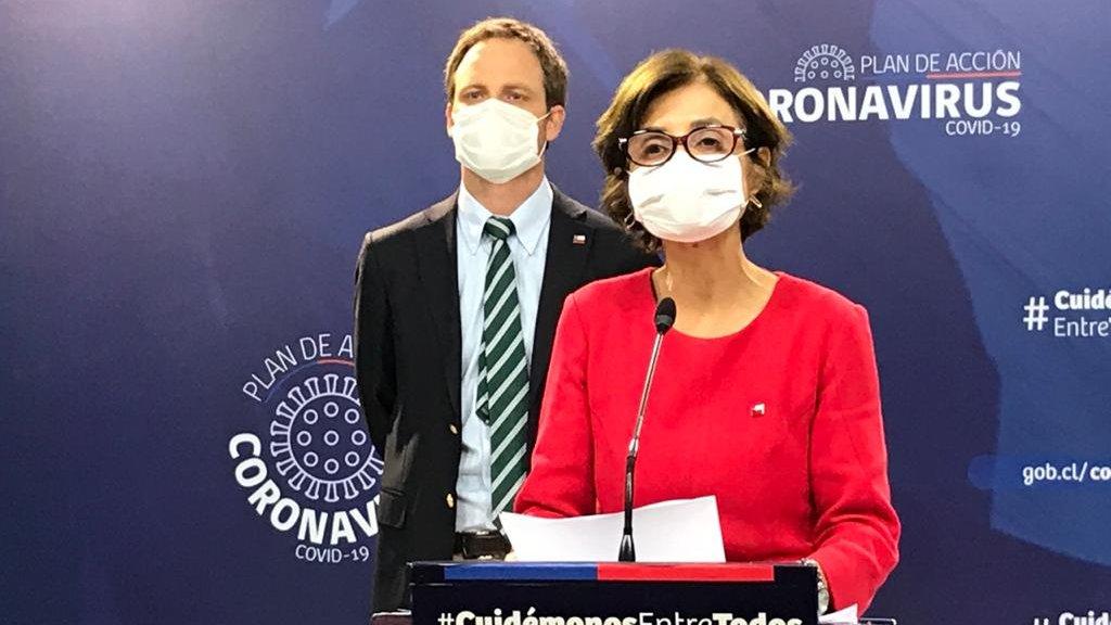 Casos en Chile llegan a 8.273 y fallecidos a 94: Hay 389 hospitalizados