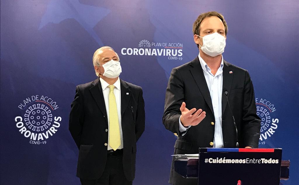 Chile alcanza su cifra más alta de fallecidos en un día por Covid-19