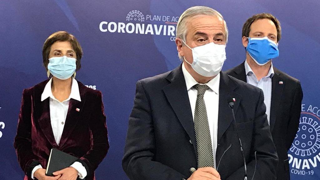 Contagiados llegan a 14.885 y fallecidos a 216 en Chile