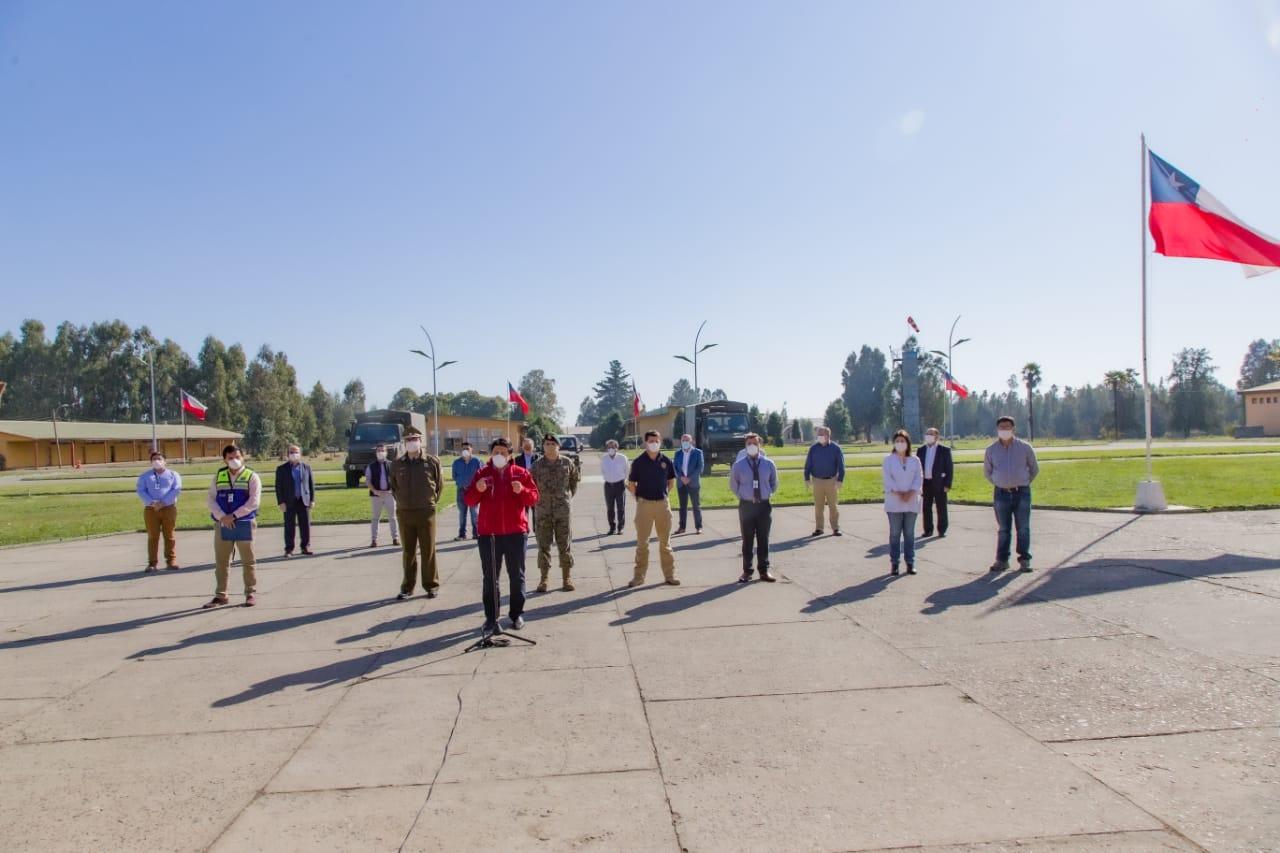Autoridades provinciales se unieron en inédita Cadena Provincial por el Covid-19