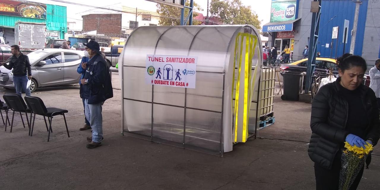 Minsal prohibe uso de «tuneles sanitizadores» para personas