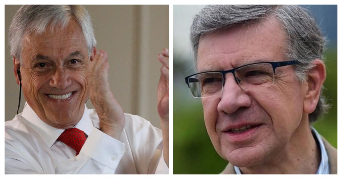 CADEM: Aprobación de Lavín llega al 72% y Piñera aumenta a un 22%