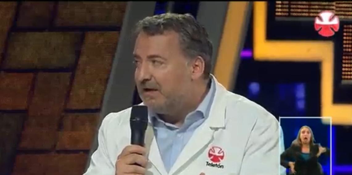 Director nacional de Teletón: «tras la pandemia tendremos un desafío enorme»