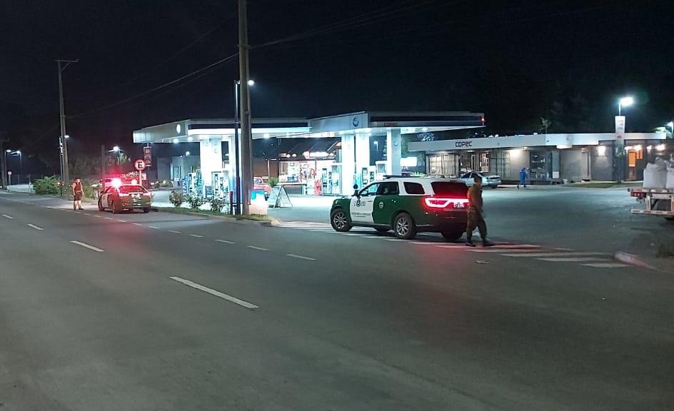Guerra a los «Torettos»: Impiden carrera clandestina y multan a 15 autos en Los Ángeles