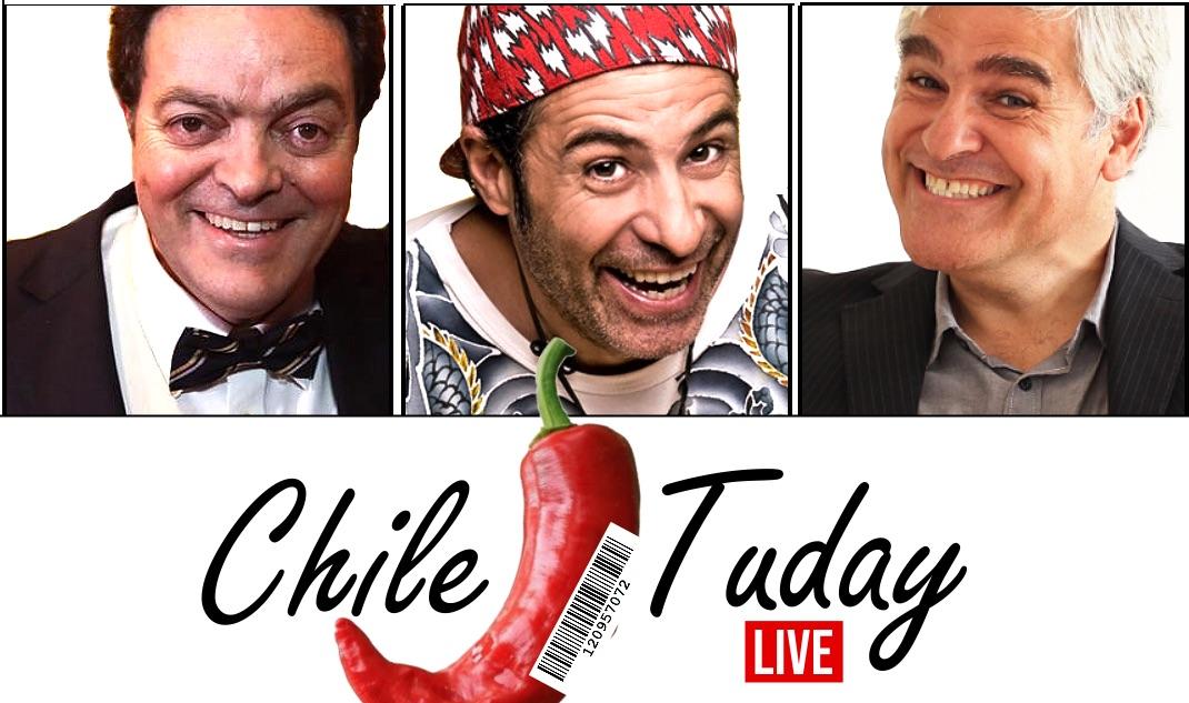 Vuelve el programa culto de la TV: Chile Tuday