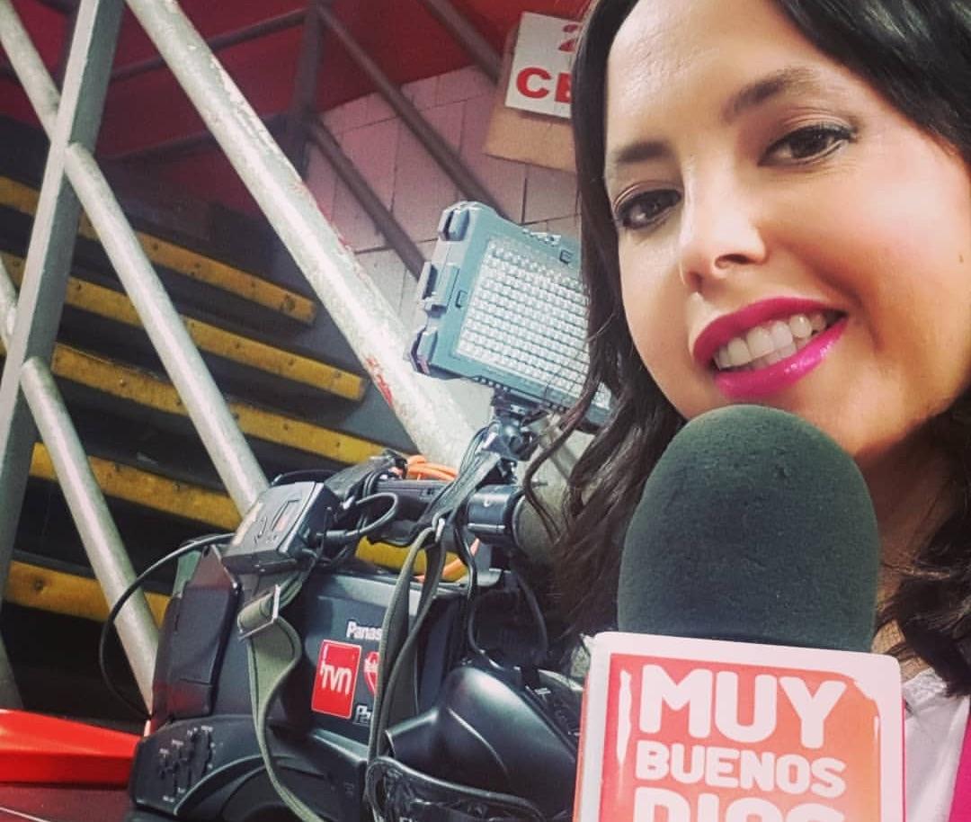Chiqui Aguayo evalúa acciones legales contra TVN  por despido con fuero maternal