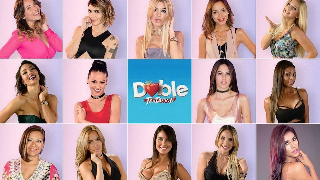 """Ex """"Doble Tentación"""" ahora es lectora de noticias en Argentina"""
