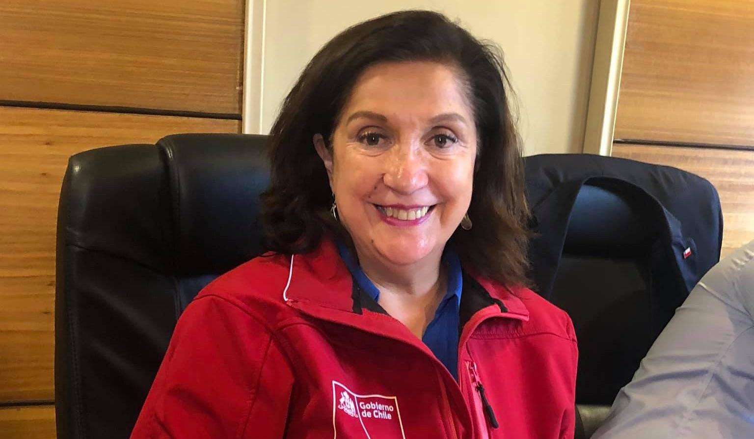 Confirman salida de la Gobernadora de Arauco