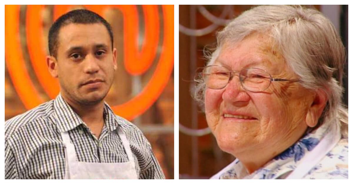 Ignacio revela que «la Naná» lo ayudaba económicamente en MasterChef
