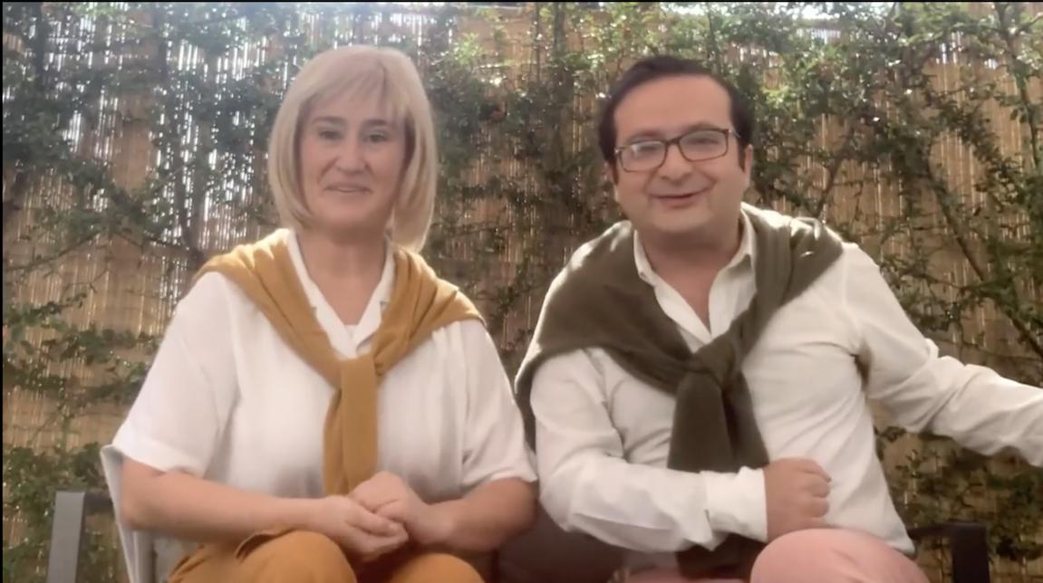 Toto y Belenaza reviven a «Los Kastos» en hilarante reflexión de «Semana Santa»