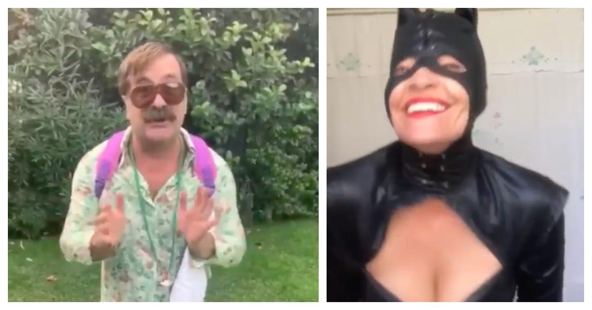 No pares de reír: Marcia y Pablo anuncian noche de pasión