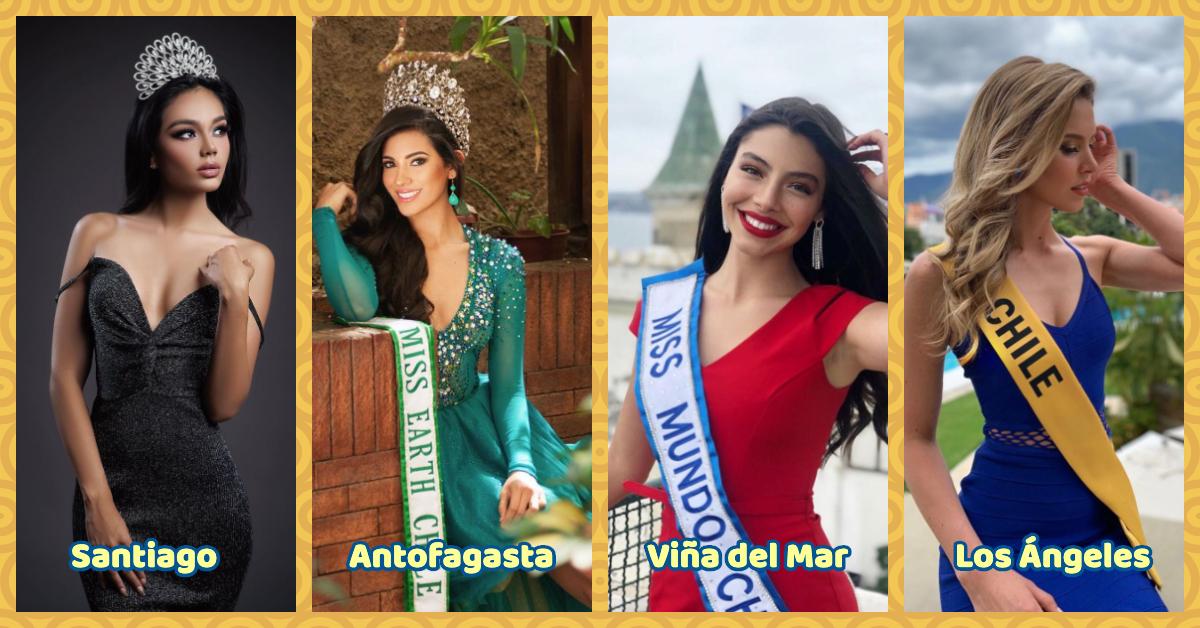 «Miss Chile sin Corona»: Modelos se unen en campaña solidaria por Covid-19