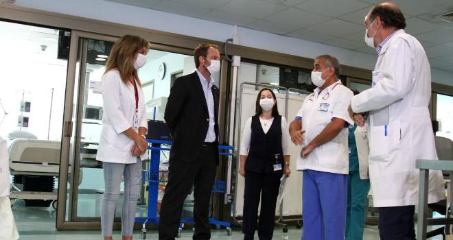 Minsal dispone de 3.300 ventiladores mecánicos para emergencia sanitaria por COVID-19
