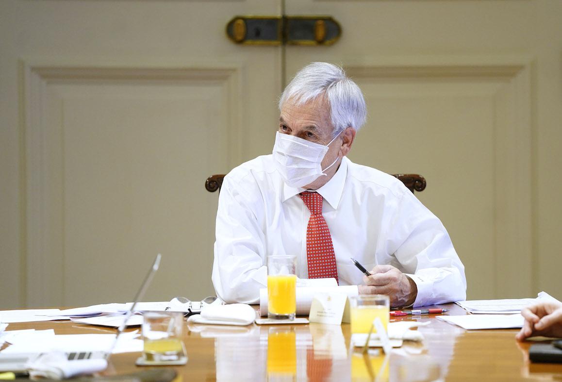 Aprobación de Piñera llega al 25%: Revisa las cifras que dejó la nueva CADEM