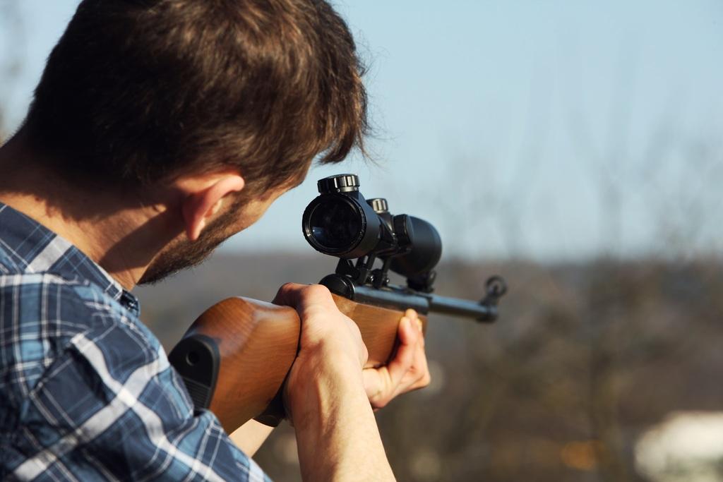 DGMN resuelve suspender  uso de armas recreacionales o de caza en todo el país