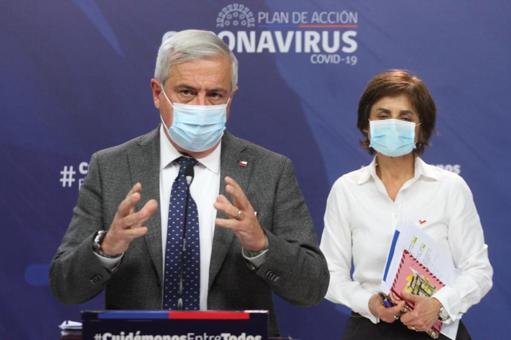 Anuncios ministeriales finalizan sin cuarentenas para Los Ángeles y Alto Biobío