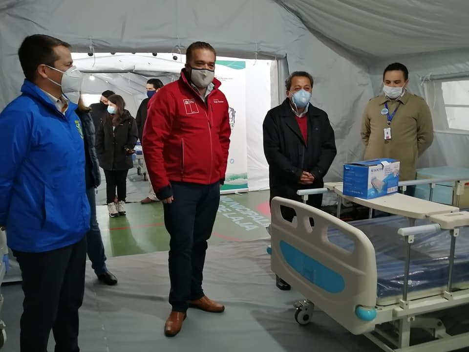 Evalúan decretar cuarentena total en Laja por aumento de contagios