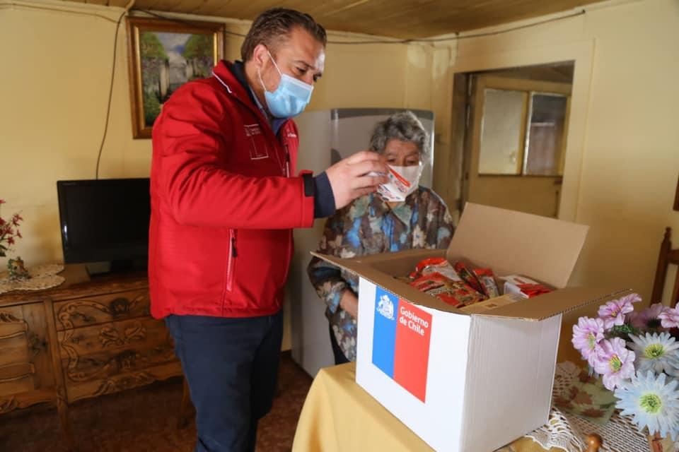 PPD ingresa denuncia por instructivo presidencial para entrega de alimentos