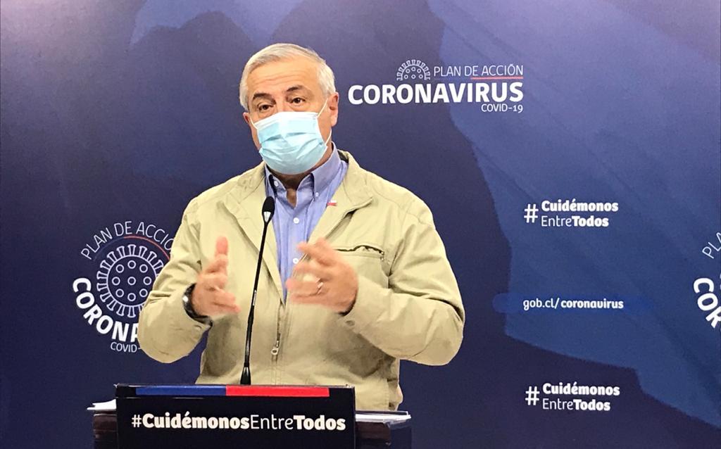 Contagios llegan a 17.008 y en las últimas 24 horas 7 personas murieron en Chile