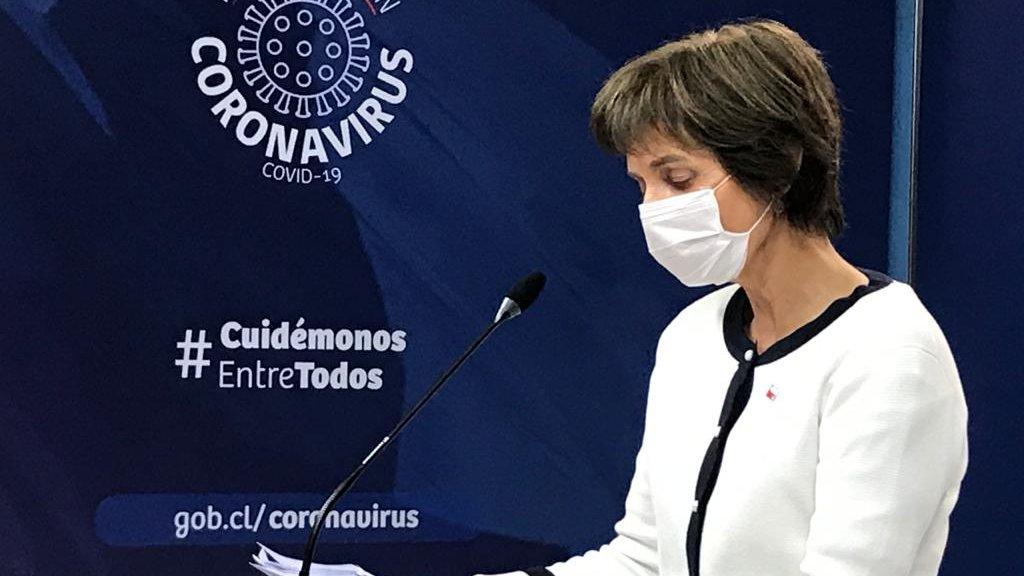 Chile superó los 30 mil contagios por coronavirus y muertos llegan a 323