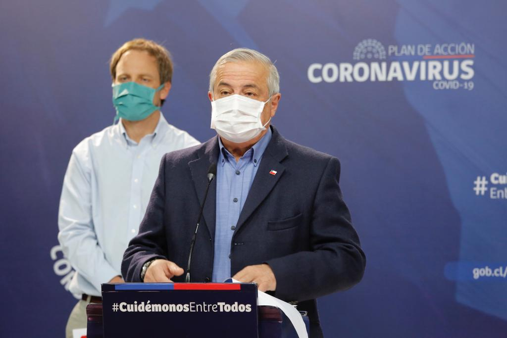 43 personas murieron en las últimas 24 horas por Covid y contagios totalizan 65.393