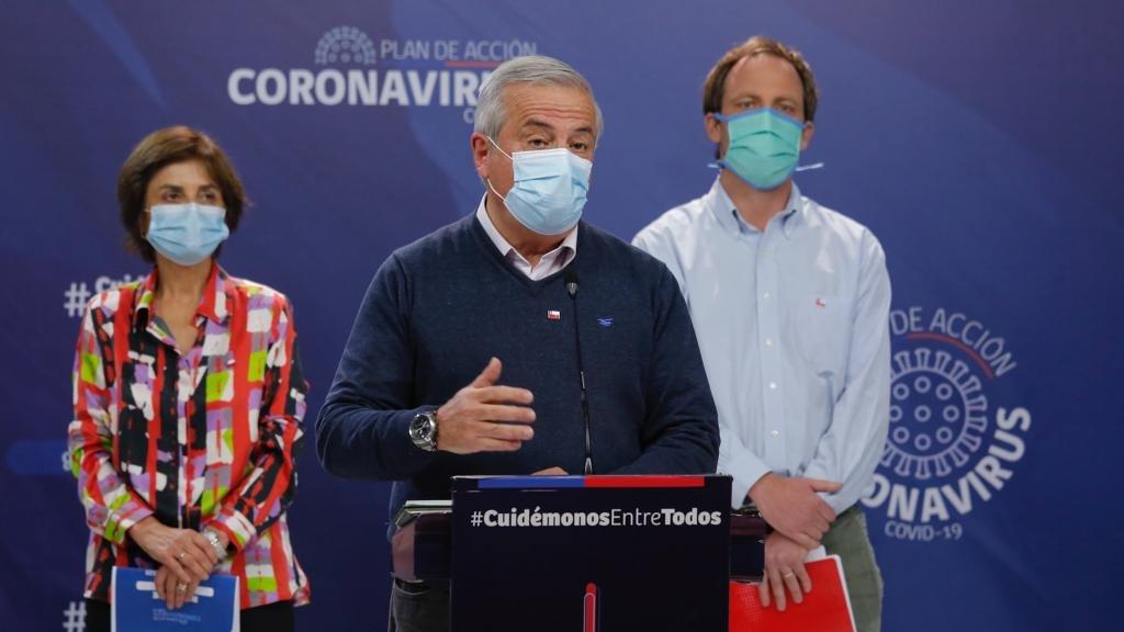 Cerca de 2 muertes por hora deja el Covid-19 en Chile las últimas 24 horas