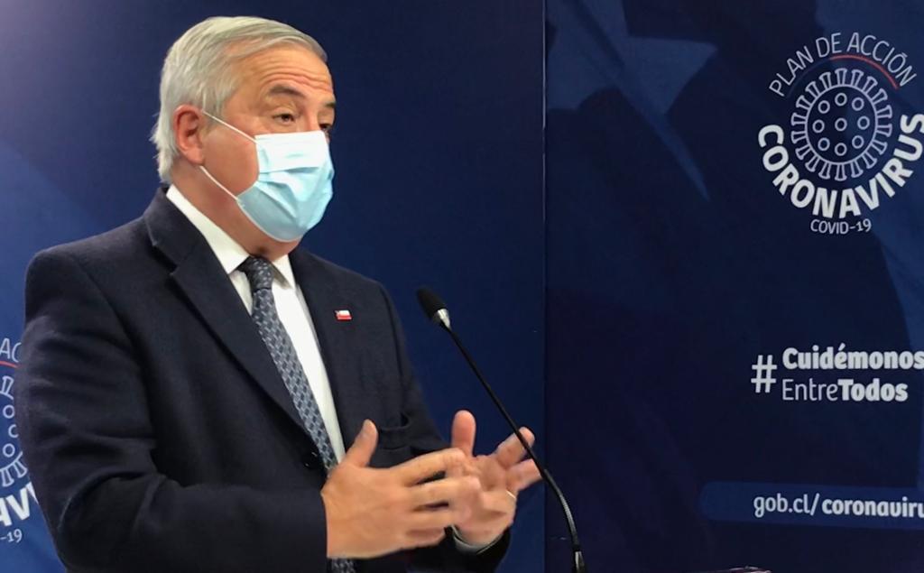 Peor récord Covid en 24 horas: 54 muertos en Chile y contagios alcanzaron los 90 mil