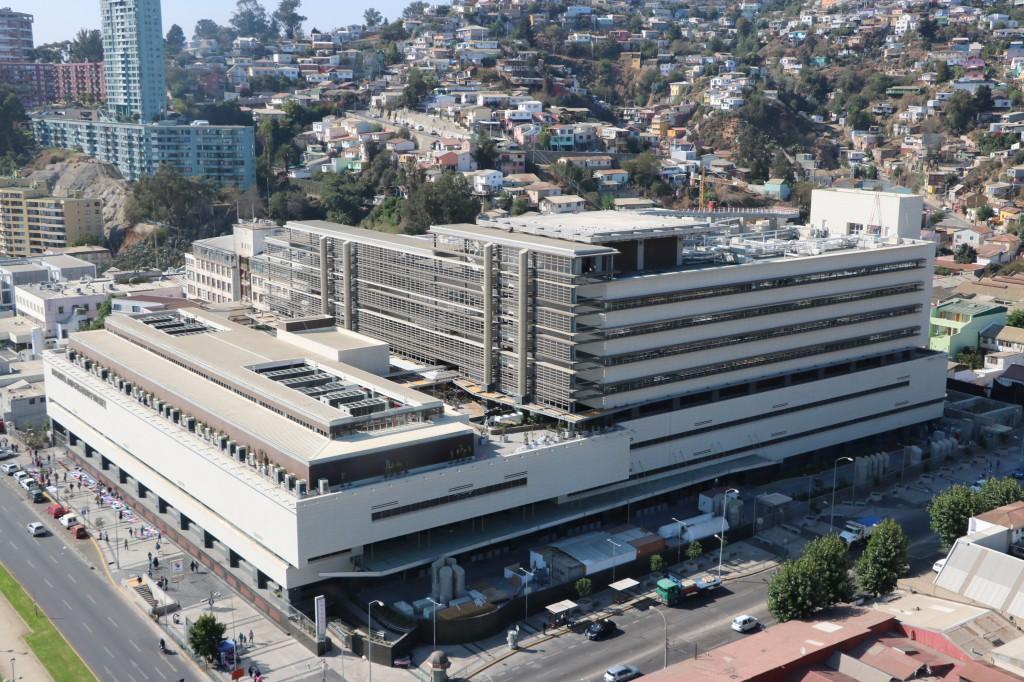 Funcionario mató a colega en el Hospital de Viña del Mar