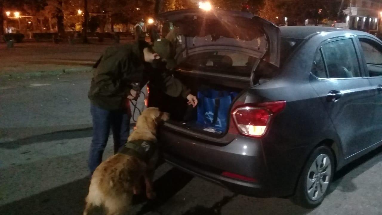 50 detenidos anoche en Los Ángeles y alrededores: Drogas, carreras y otros