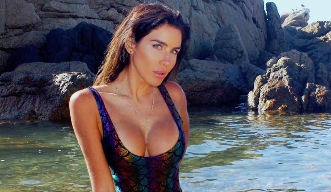 Fran Undurraga hace estallar Instagram con sensual fotografía