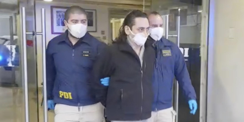 Los Ángeles: Interpol detiene a ex policía argentino acusado de homicidio en Mendoza